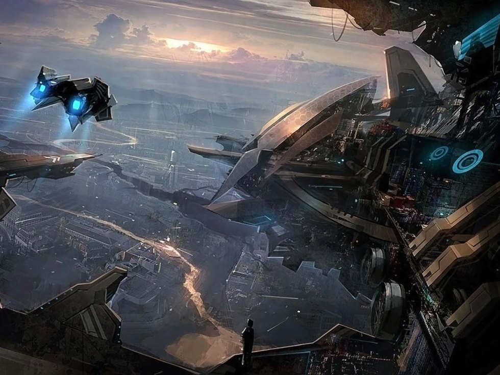 Sci-Fi and Hybrid